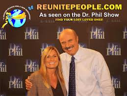 Dr. Phil reunite people
