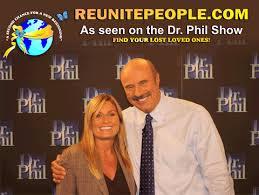 Dr. Phil reunite people